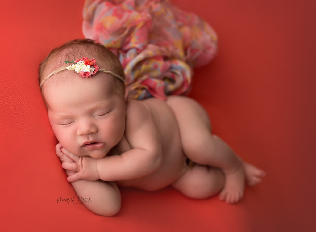 Kingman Newborn Photographer Baby Avery